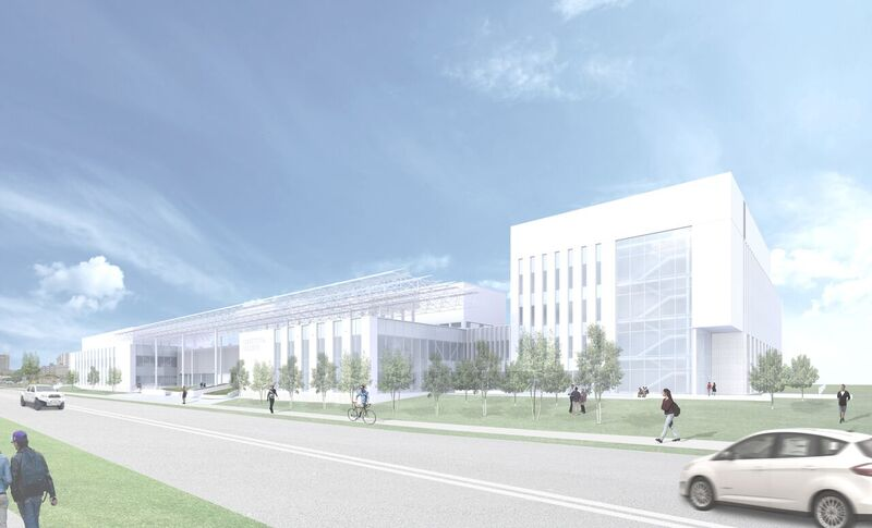 Conestoga College Waterloo Campus expansion
