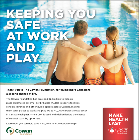 Ad appeared in The Globe & Mail on November 4, 2013